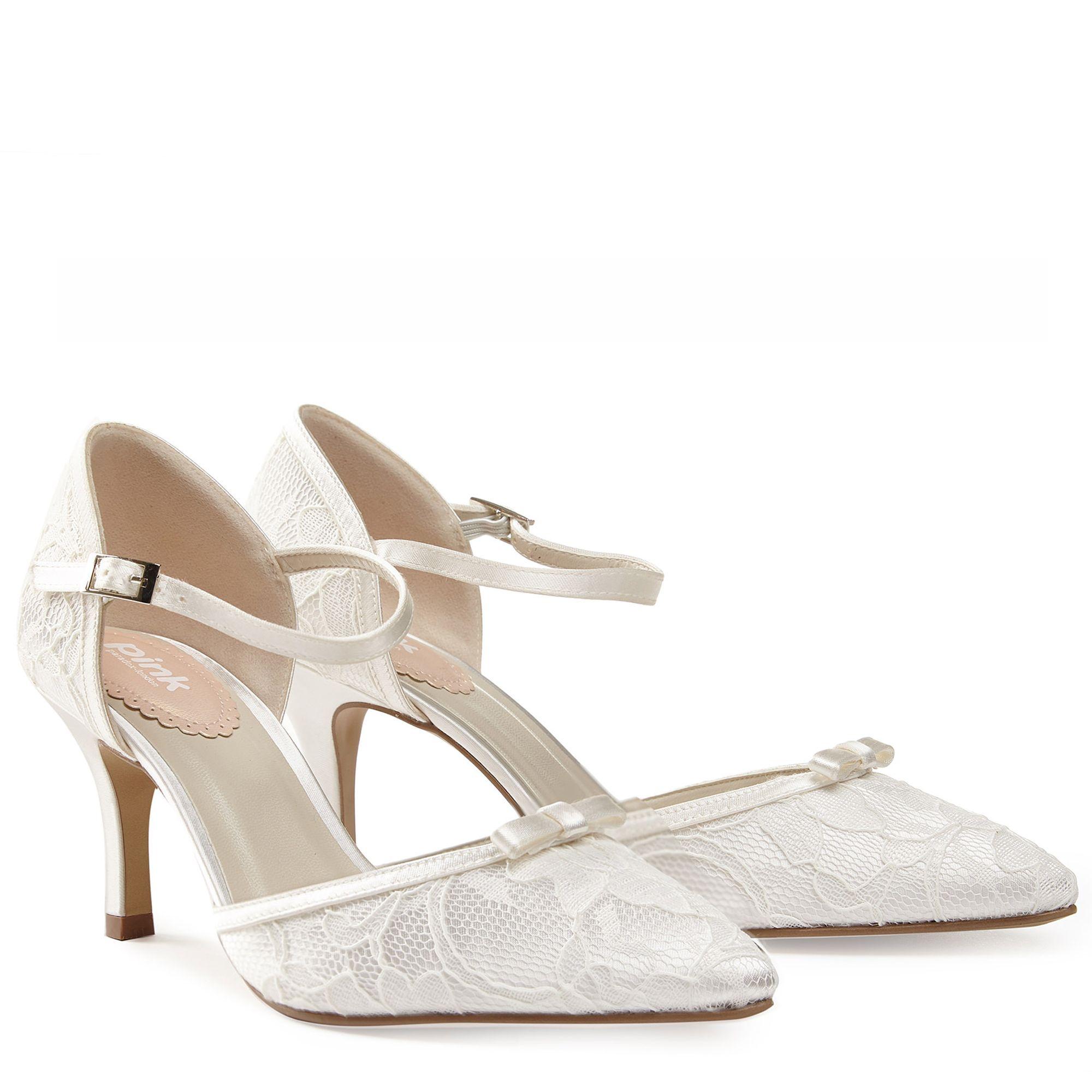 Fancy Bridal & Wedding Shoes