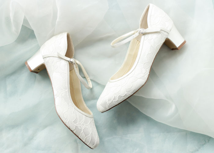 Wide Fit Wedding Shoes