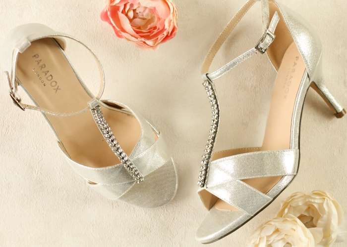 Occasion Wide Fit Shoes, Paradox London