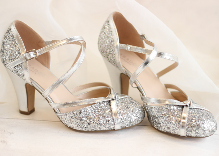Occasion Court Shoes Pink Paradox London