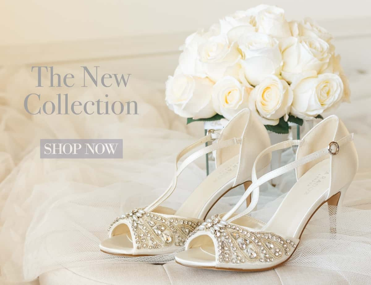 Paradox London Bridal and Occasion Shoes