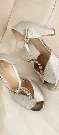 Shop ladies occasion peep-toe shoes