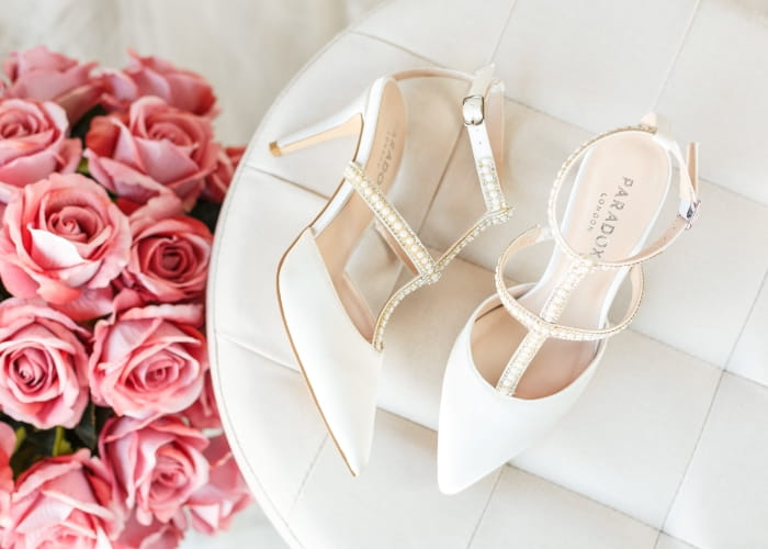 Wedding Court Shoes, Paradox London