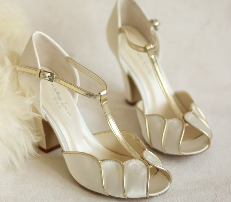 Ladies Bridal Shoes