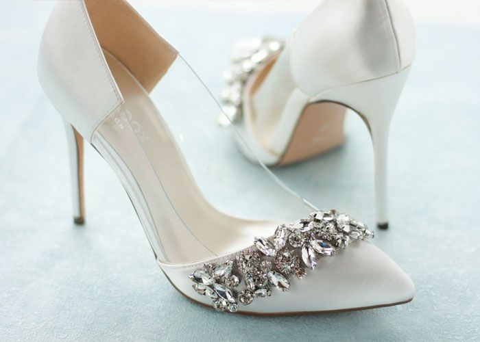 Wedding Court Shoes, Paradox London