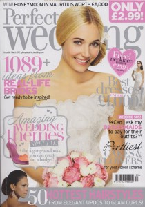 PERFECT WEDDING MARCH 2012 ISSUE 66