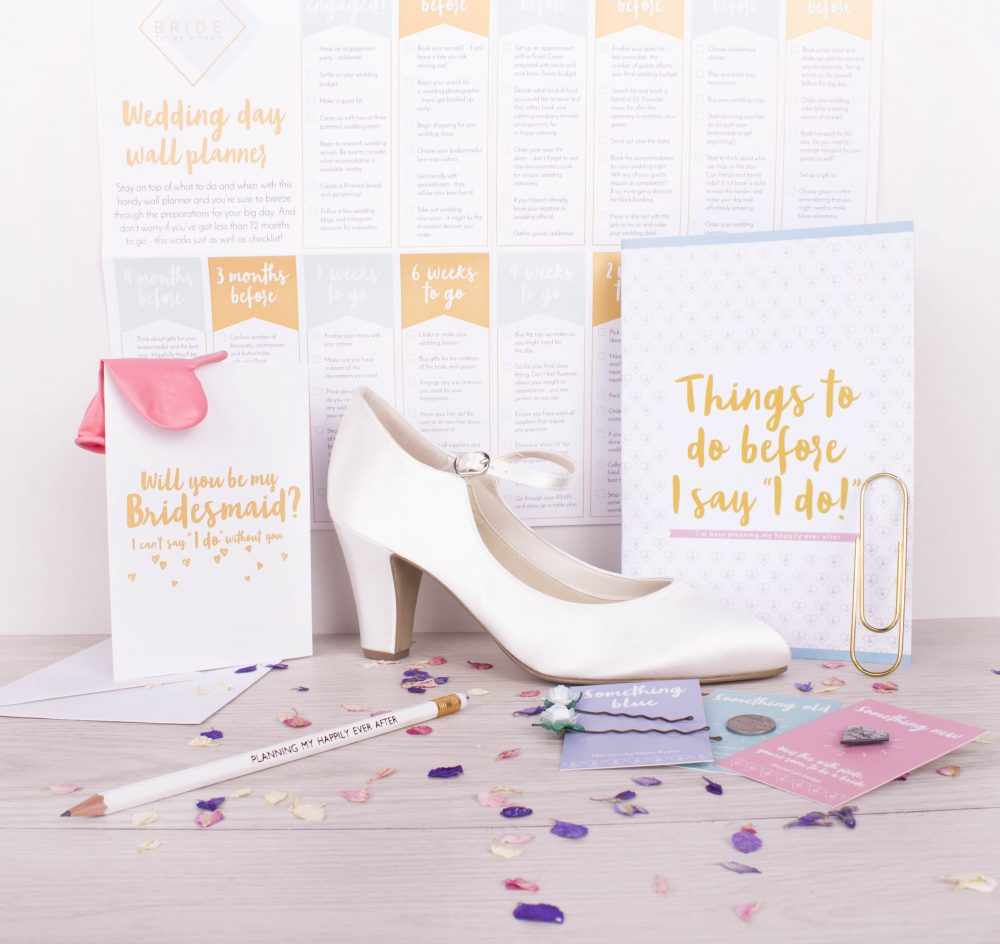 Bride To Be Box Layout 2