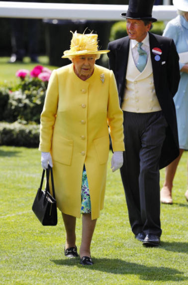 The Queen Ladies Day