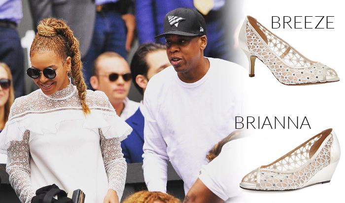 Beyonce Wimbledon