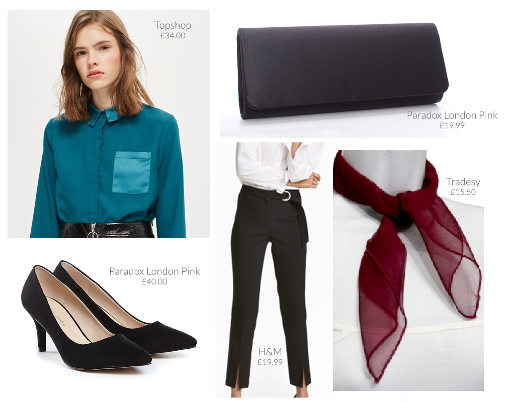 Party Teal Burgundy