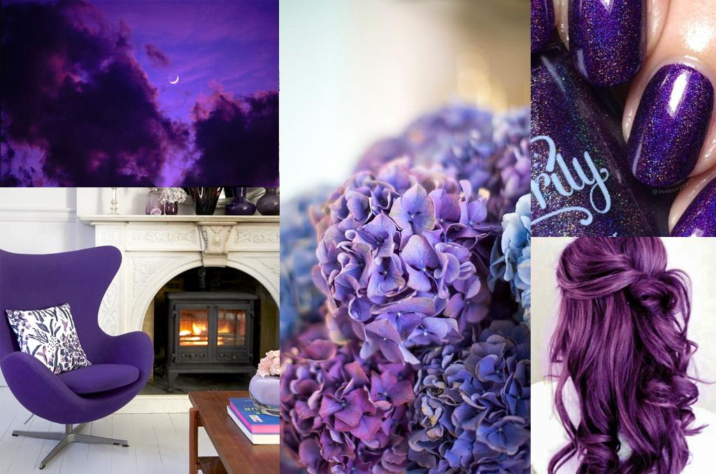 ultra violet colour 3