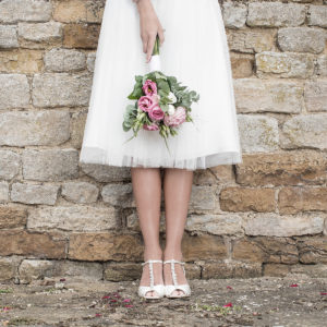 Fantasy Ivory Wedding Shoes