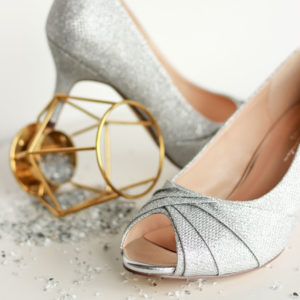Occasion Shoes with a Peep Toe