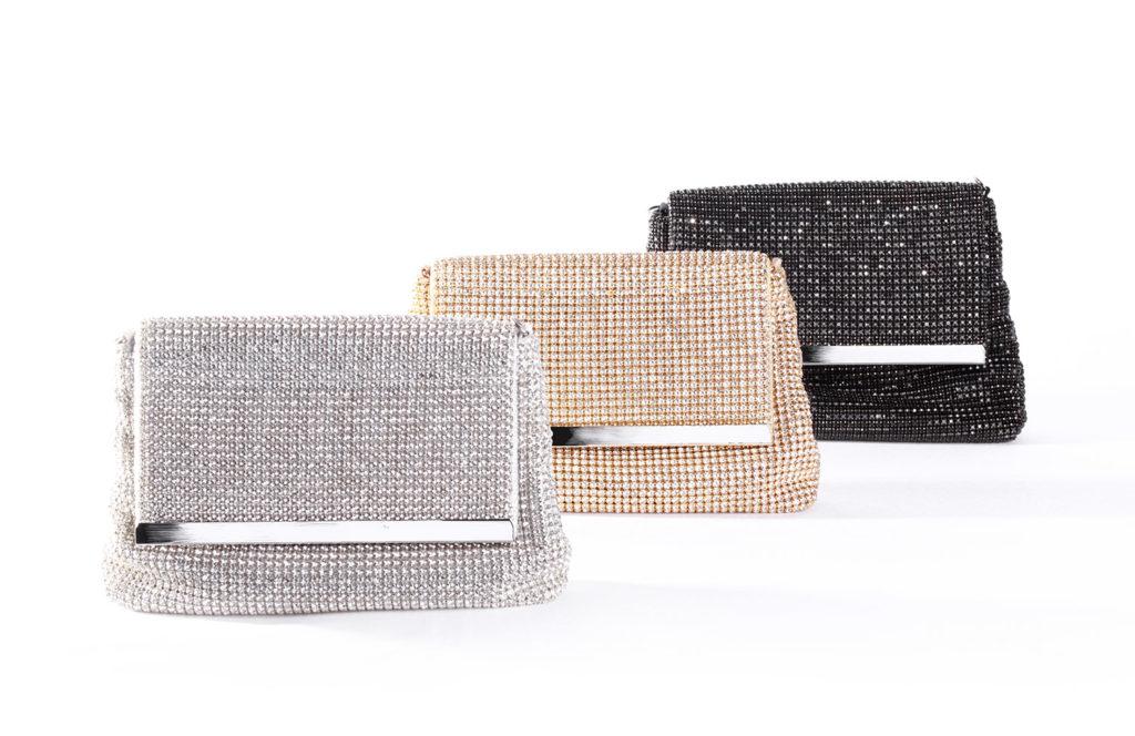 Glitter Clutch Bags