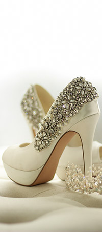 Shop ladies wedding platform shoes