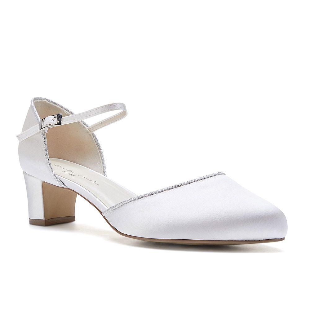 Vintage Wedding Shoes, Flats, Boots, Heels ADMIRE 42 £65.00 AT vintagedancer.com