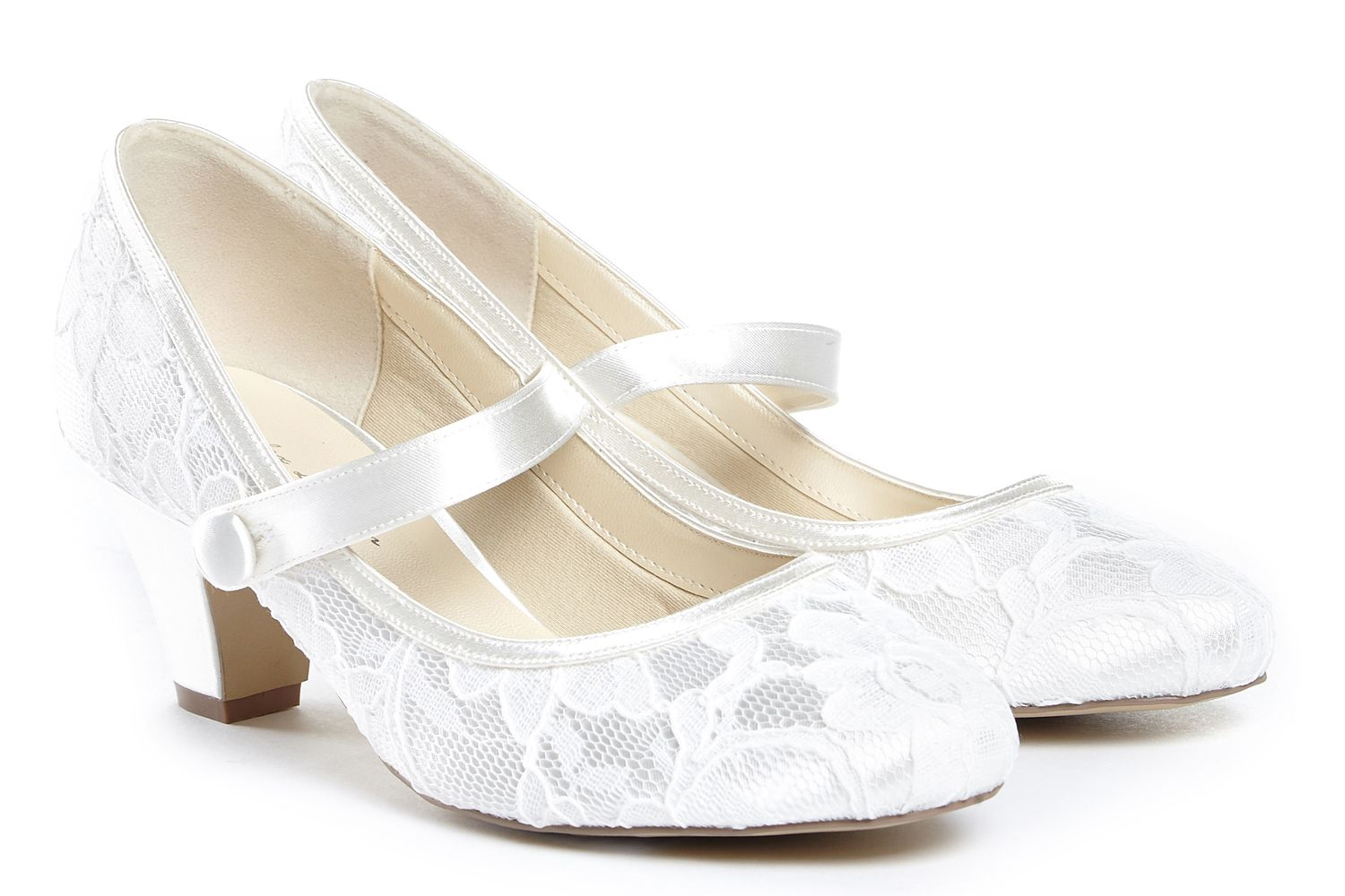 Vintage Wedding Shoes, Flats, Boots, Heels ADORING £37.50 AT vintagedancer.com