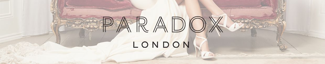 Paradox London, About the Brand, Wedding Shoes, Occasion Shoes, Ladies Shoes