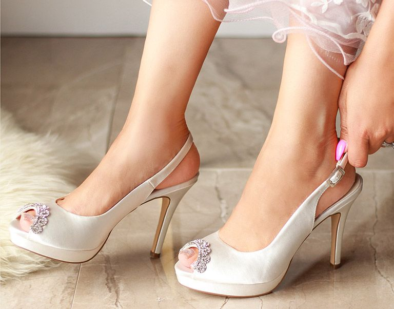 aa9fd4475234 Wedding Shoes   Bridal Shoes