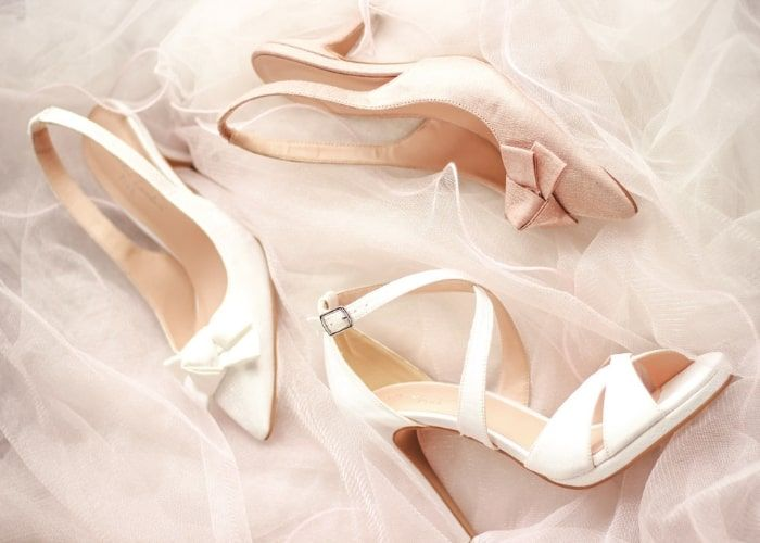 Wedding Shoes, Paradox London