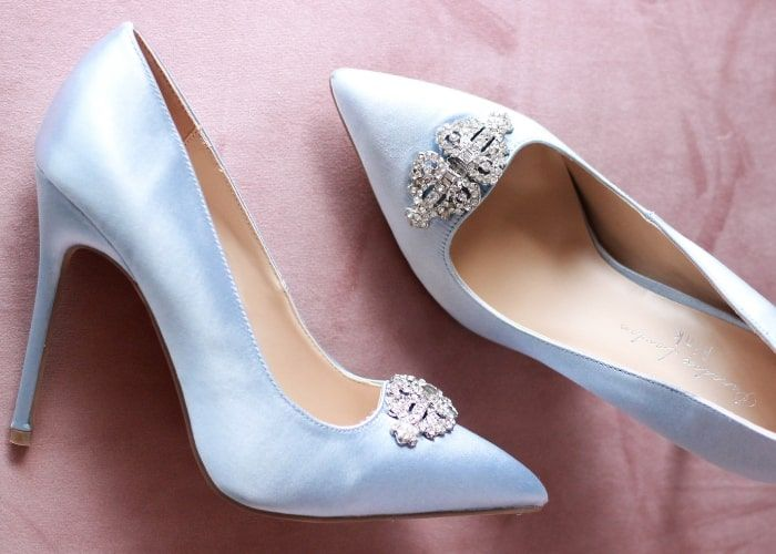 Ladies Occasion Court Shoes
