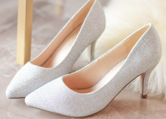 Ladies Occasion Wide Fit Shoes