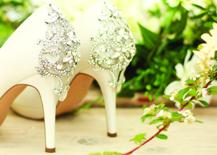 All Ladies Wedding Shoes