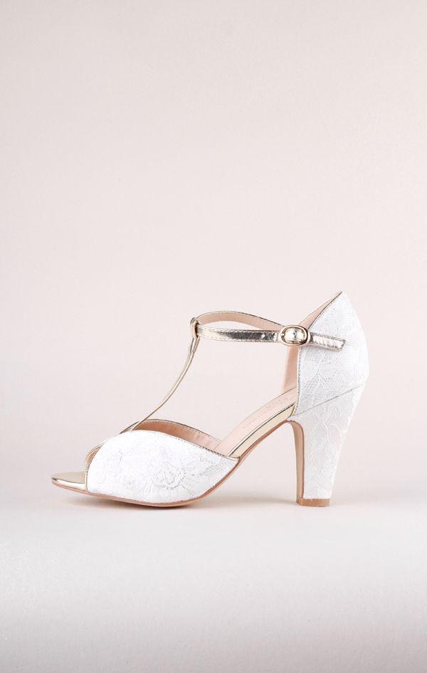 Shop Ladies Wedding Shoes