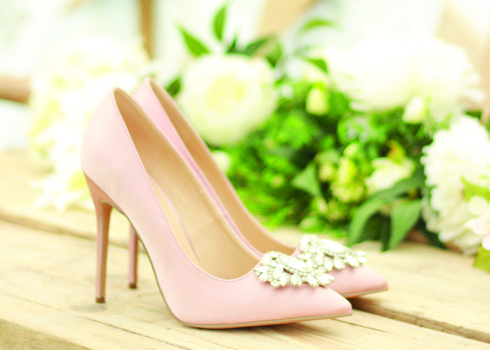 edb4fde1c18 Wedding Court Shoes