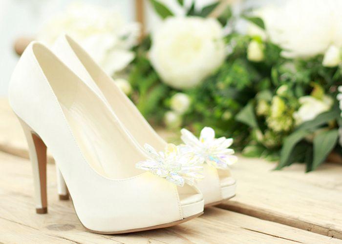 Ladies Wedding Platform Shoes