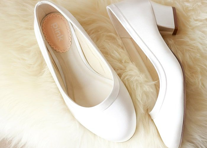 Wedding Wide Fit Shoes Paradox London